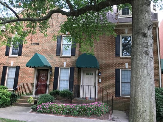 Attached,Attached Residential, Townhouse,Victorian - Norfolk, VA (photo 3)