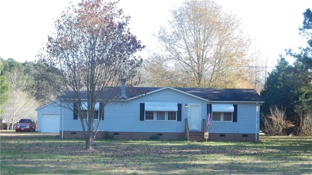 Mobile Home, Detached,Detached Residential - Isle of Wight County, VA (photo 1)