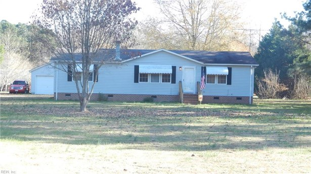 Mobile Home, Detached,Detached Residential - Isle of Wight County, VA (photo 2)