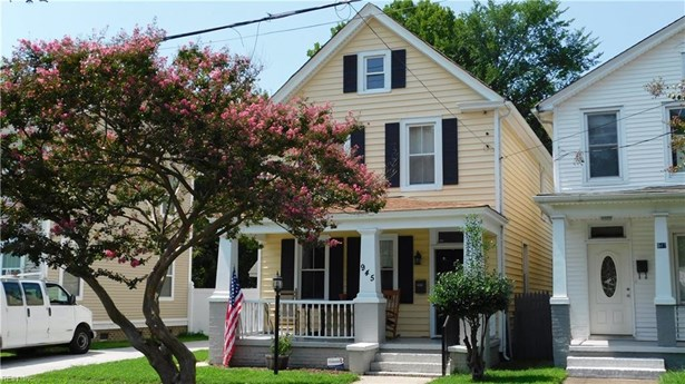 Colonial, Detached,Detached Residential - Norfolk, VA (photo 1)