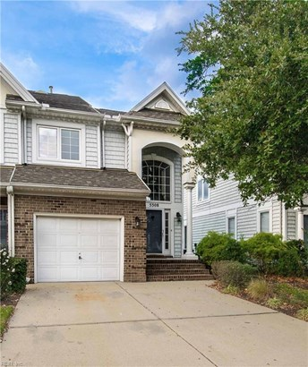 Attached,Attached Residential, Contemp,Transitional - Norfolk, VA (photo 3)