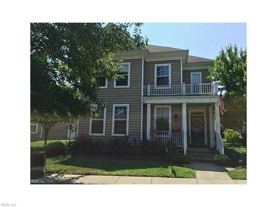 Detached,Detached Residential, Traditional,Victorian - Portsmouth, VA (photo 1)