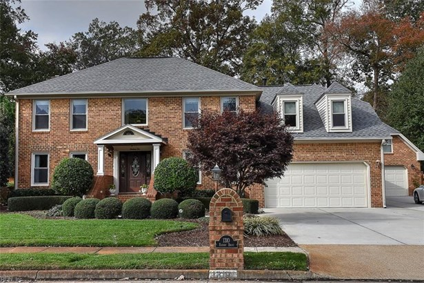 Colonial,Traditional, Detached,Detached Residential - Chesapeake, VA (photo 1)
