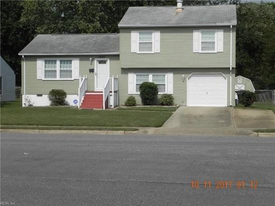 Tri-Level, Detached,Detached Residential - Hampton, VA (photo 1)