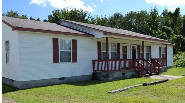 Side by Side, Duplex,Multi Family Residential - Southampton County, VA (photo 1)