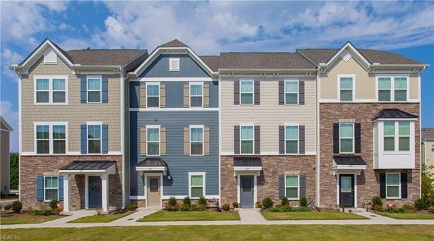 Townhouse,Tri-Level, Attached,Attached Residential - Chesapeake, VA (photo 2)