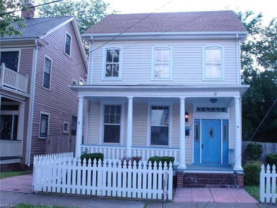 Detached,Detached Residential, Tri-Level,Victorian - Portsmouth, VA (photo 1)