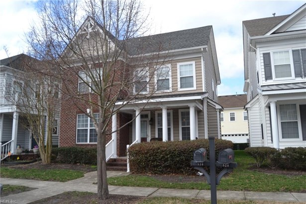 Transitional, Detached,Detached Residential - Portsmouth, VA (photo 1)