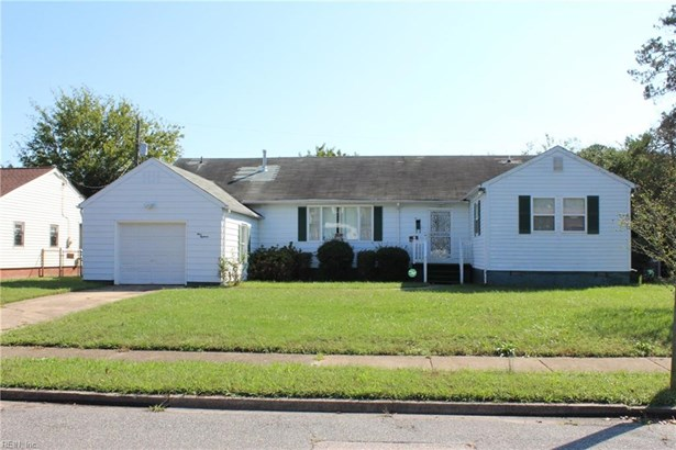 Ranch, Detached,Detached Residential - Newport News, VA (photo 1)