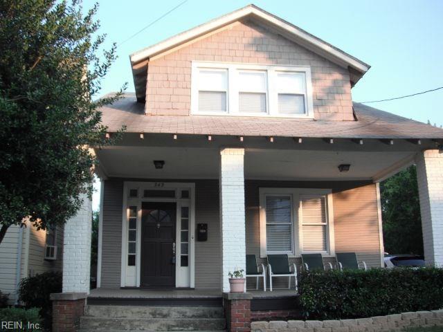 Rental,Single Family, Bungalow - Newport News, VA (photo 1)