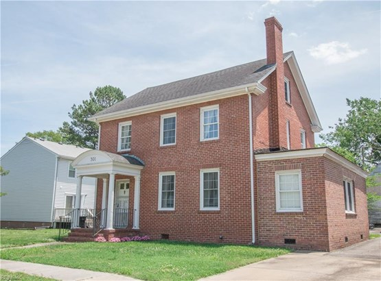 Traditional, Detached,Detached Residential - Franklin, VA (photo 1)