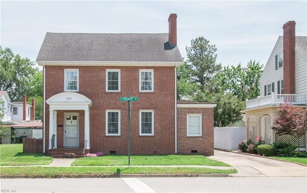 Traditional, Detached,Detached Residential - Franklin, VA (photo 2)