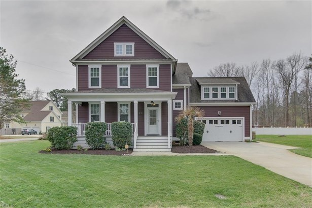 Cottage,Transitional, Detached,Detached Residential - Chesapeake, VA (photo 3)