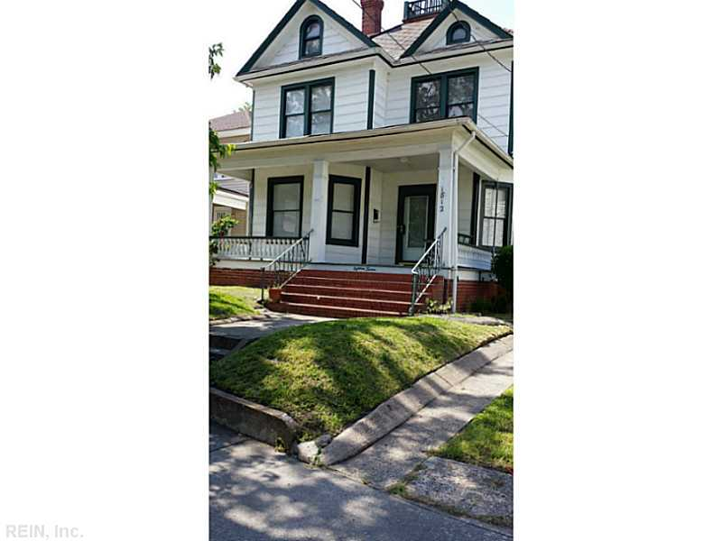Detached,Detached Residential, Other,Traditional - Norfolk, VA (photo 1)