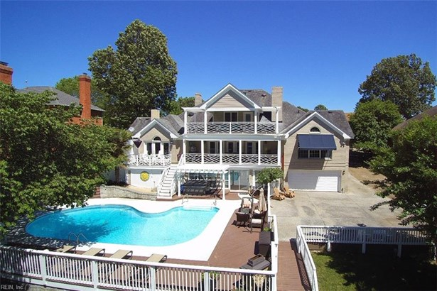 Transitional, Detached,Detached Residential - Virginia Beach, VA (photo 1)