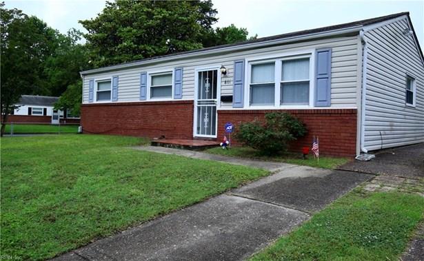 801 Weiss Lane, Norfolk, VA - USA (photo 1)