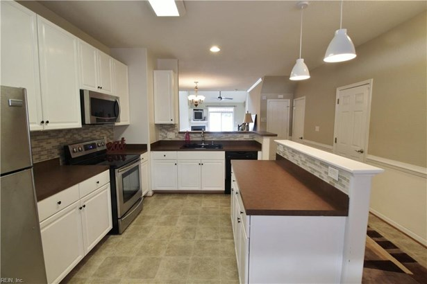 Attached,Attached Residential, Contemp,Townhouse - Virginia Beach, VA (photo 3)