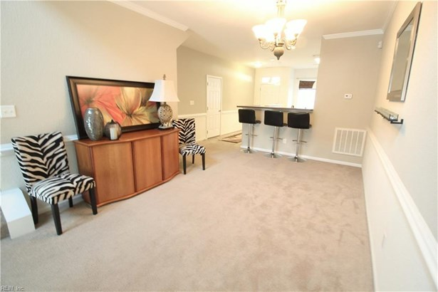 Attached,Attached Residential, Contemp,Townhouse - Virginia Beach, VA (photo 5)