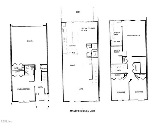 Attached,Attached Residential, Townhouse,Transitional - York County, VA (photo 2)