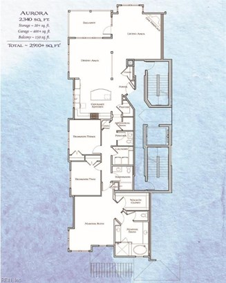Attached,Attached Residential, High-Rise - Virginia Beach, VA (photo 3)