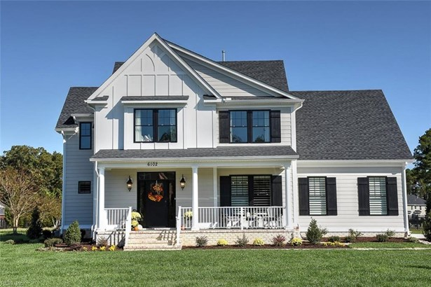 Detached,Detached Residential, Traditional,Transitional - Suffolk, VA (photo 2)