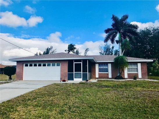 Single Family Residence, Traditional - CAPE CORAL, FL