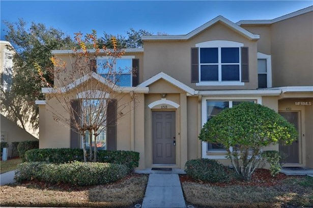 Townhouse, Traditional - RIVERVIEW, FL (photo 1)
