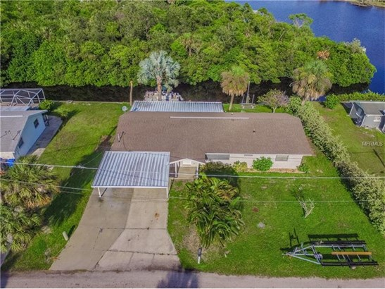 Single Family Home, Ranch - RUSKIN, FL (photo 1)