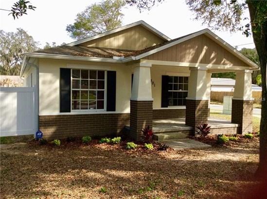 Single Family Residence, Bungalow - TAMPA, FL (photo 1)