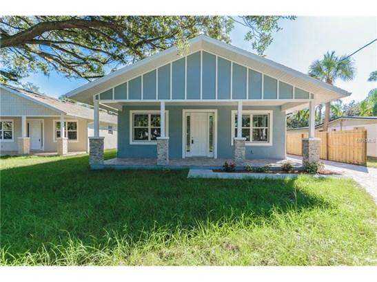 Single Family Home, Bungalow,Custom,Historical - TAMPA, FL (photo 1)