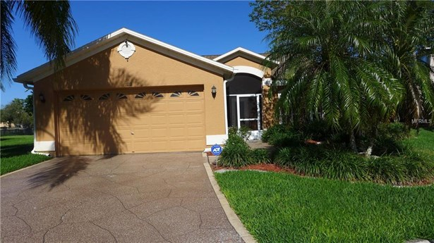 Single Family Residence, Ranch - WESLEY CHAPEL, FL (photo 1)