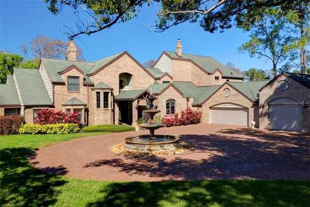 Single Family Residence, Traditional - ODESSA, FL