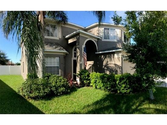 Single Family Home, Contemporary - TRINITY, FL (photo 1)