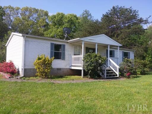 Single Family Residence, Doublewide - Goode, VA (photo 1)