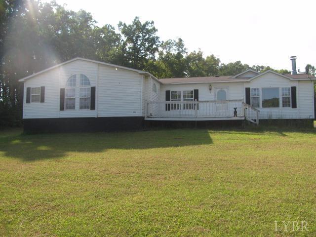 Single Family Residence, Doublewide - Thaxton, VA (photo 1)