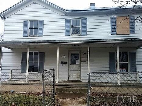 Single Family Residence, Two Story - Buena Vista, VA (photo 1)