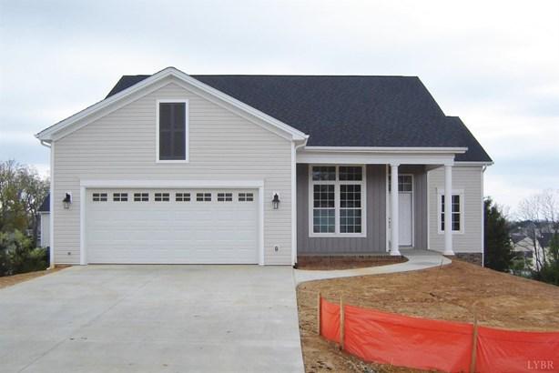 Single Family Residence, Ranch - Evington, VA (photo 1)