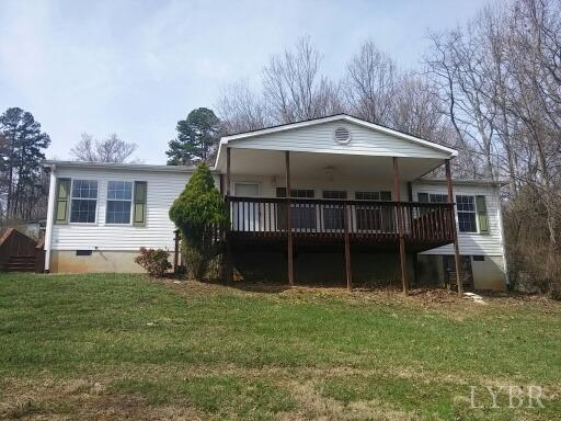 Single Family Residence, Doublewide - Blue Ridge, VA (photo 1)