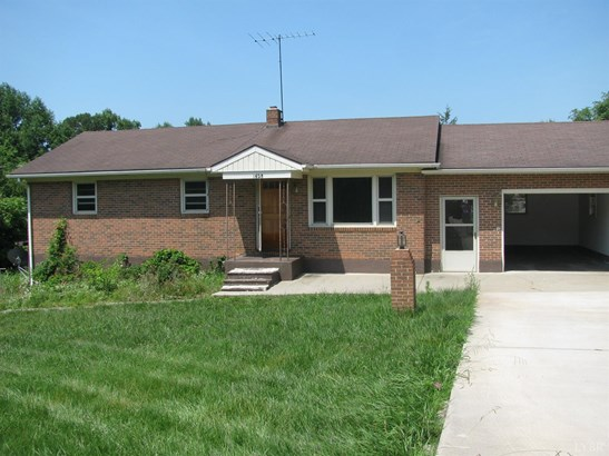 Single Family Residence, Ranch - Hurt, VA (photo 1)