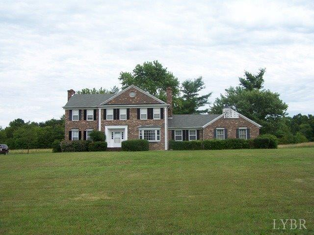 Single Family Residence, Two Story - Gladys, VA (photo 1)