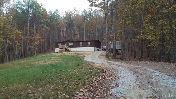 Single Family Residence, Doublewide - Gretna, VA (photo 1)
