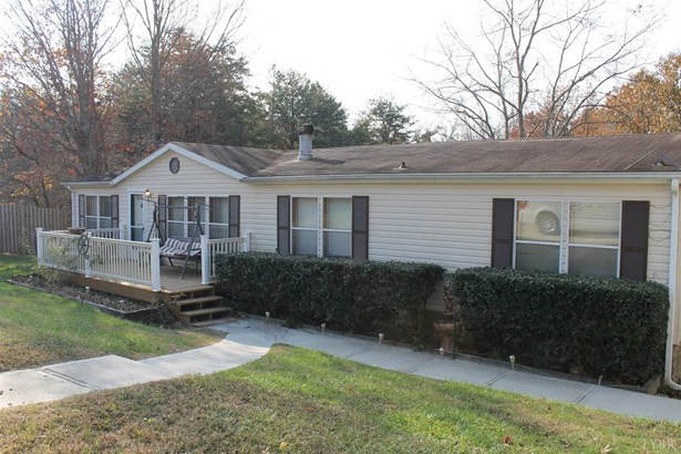 Single Family Residence, Doublewide - Rustburg, VA (photo 1)