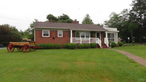 Single Family Residence, Ranch - Hurt, VA (photo 1)