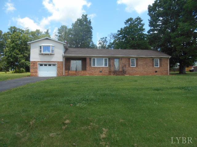 Single Family Residence, Ranch - Appomattox, VA (photo 1)