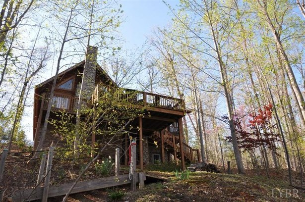 A-frame, Single Family Residence - Lynch Station, VA (photo 2)