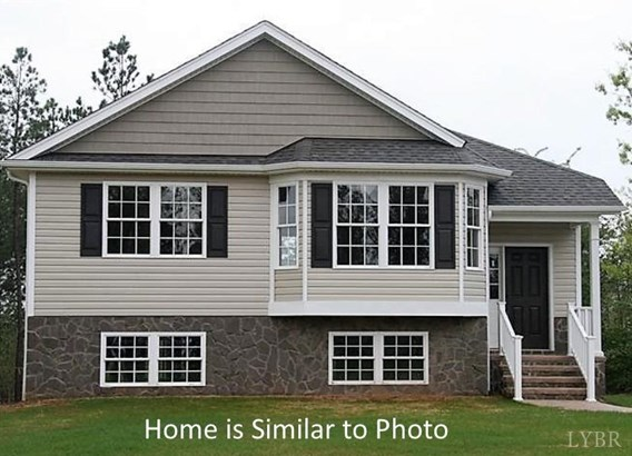 Single Family Residence, Split Foyer - Madison Heights, VA (photo 1)