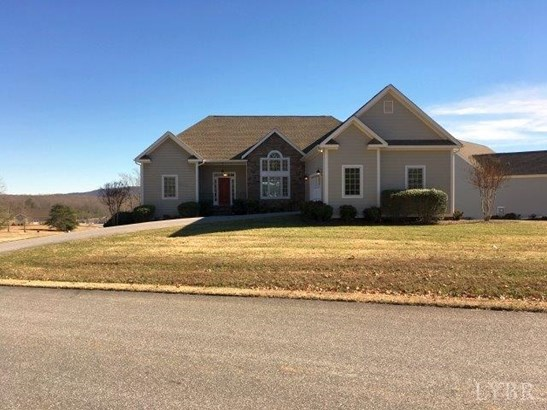 Single Family Residence, Ranch - Huddleston, VA (photo 1)