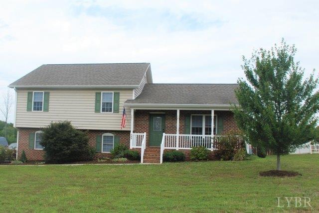 Split Level, Single Family Residence - Rustburg, VA (photo 1)