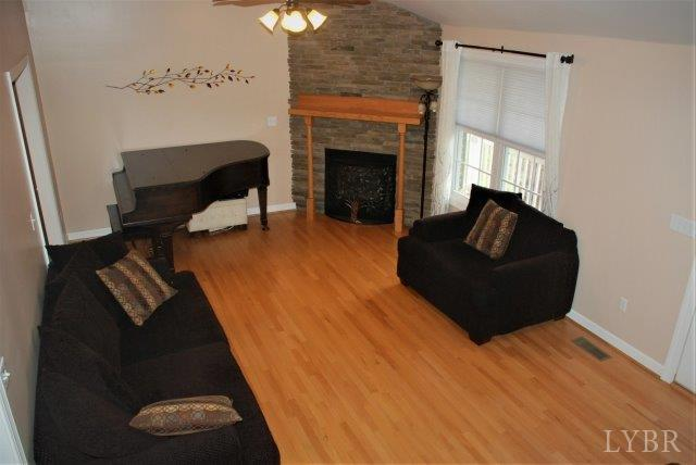 Split Level, Single Family Residence - Rustburg, VA (photo 2)