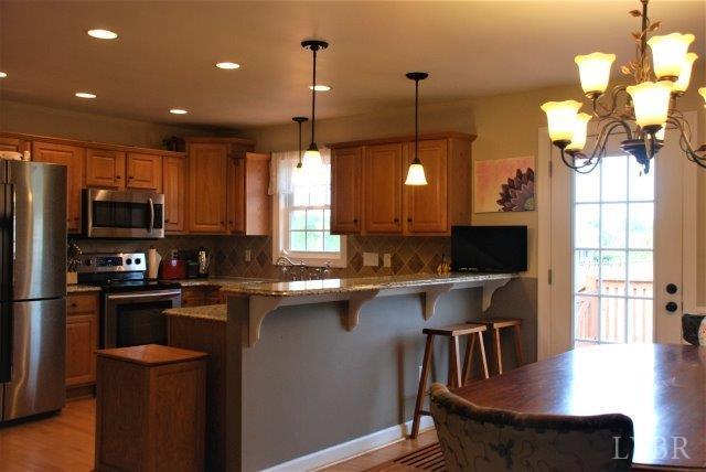 Split Level, Single Family Residence - Rustburg, VA (photo 4)